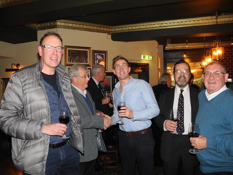 Fraser, Alistair, Paul, Richard and Kenny