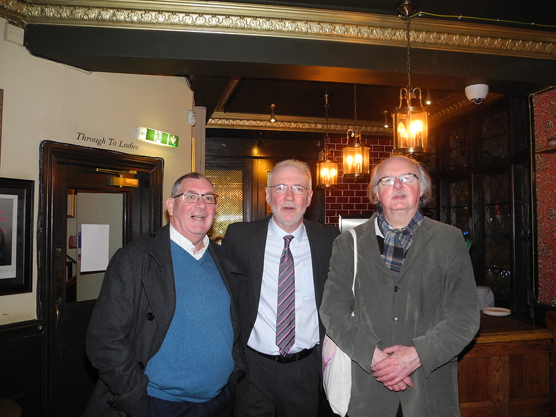 Kenny, Alex and Al