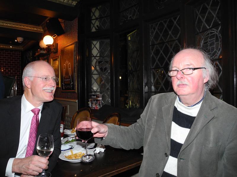 Ken Harper and Al Senter