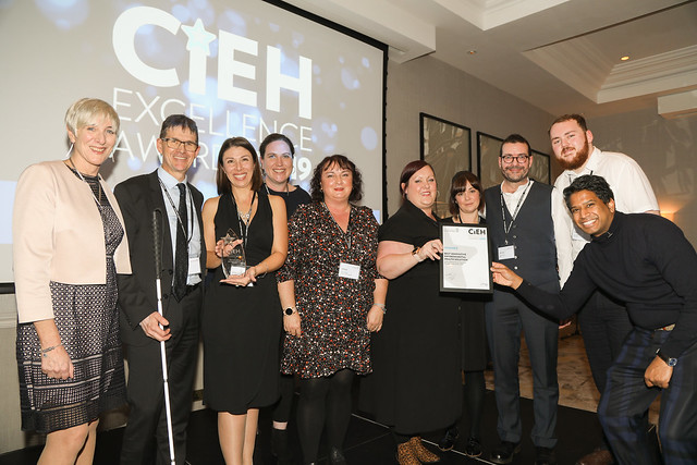 CIEH Excellence Awards 2019