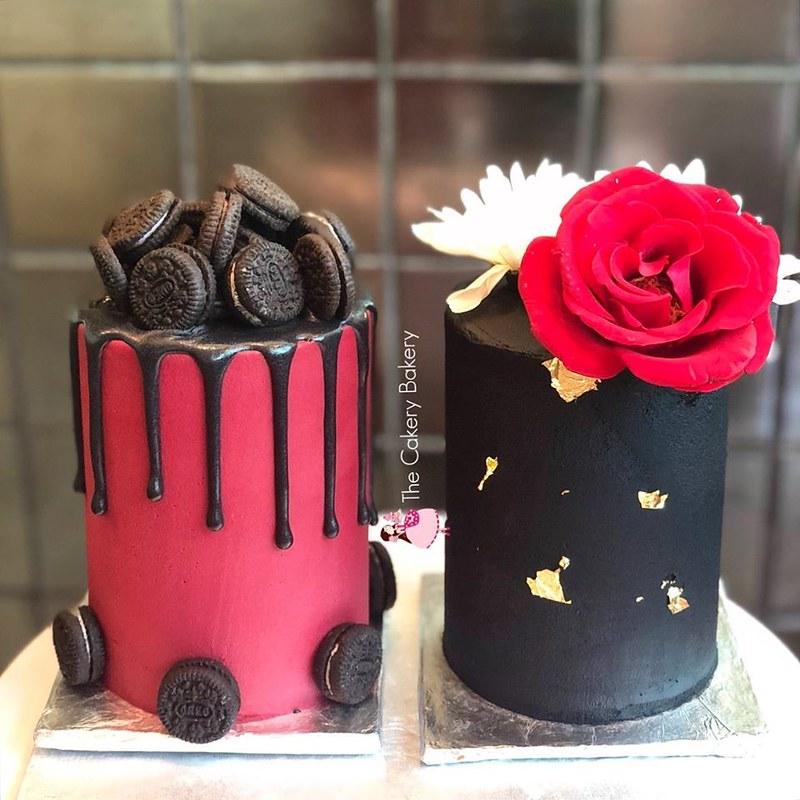 Mini Cakes by The Cakery Bakery