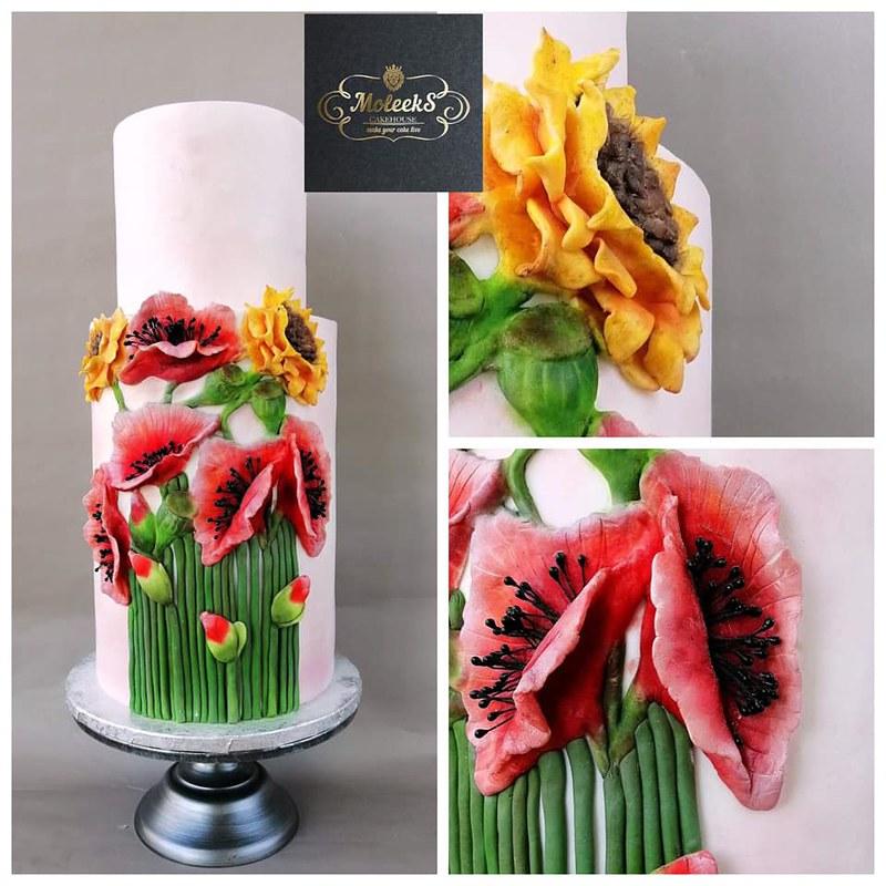 Cake by Dorty, Kurzy Modelovani Cukrových Květin