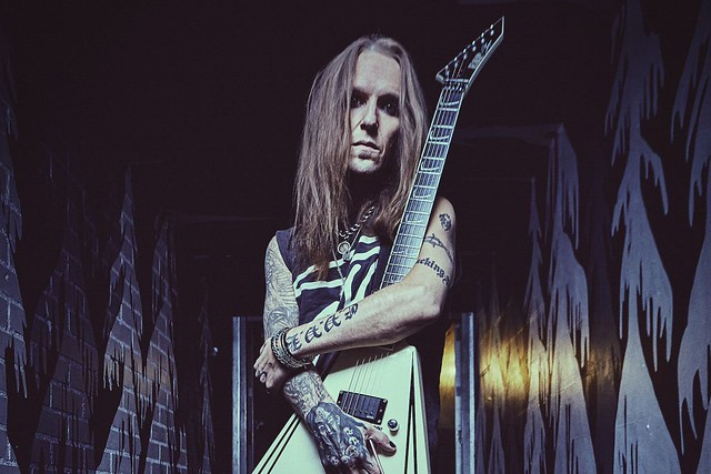 CHILDREN OF BODOM 死神之子 主唱 ALEXI LAIHO 必須在新的陣容使用新的樂團名稱 1
