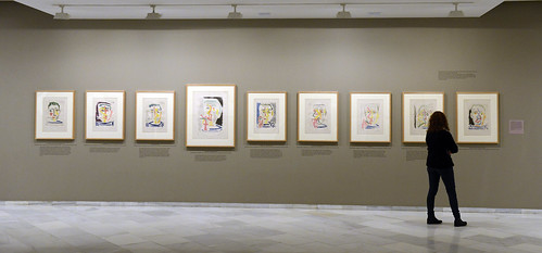 Exposición Picasso. Modelos del deseo