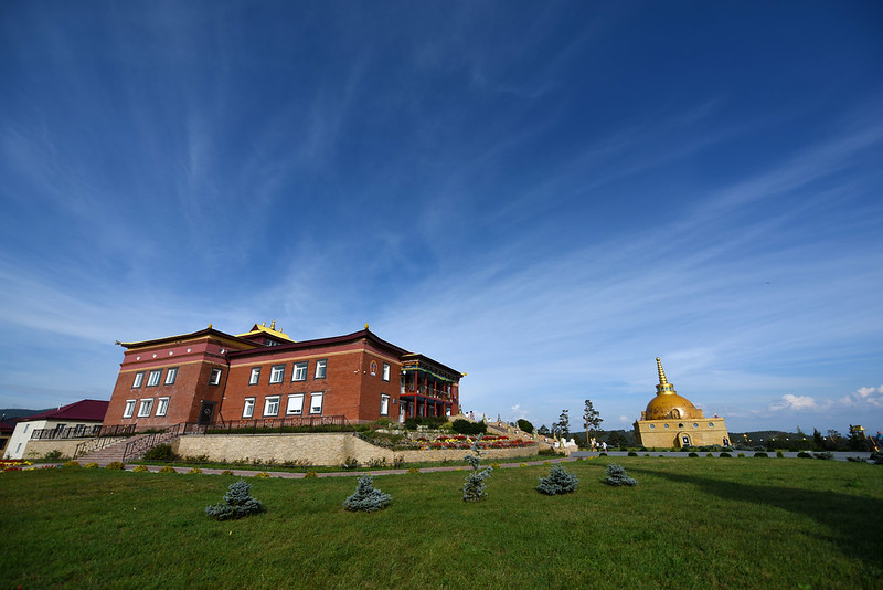 Rinpoche Bagsha Datsan, Ulan-Ude / Russia