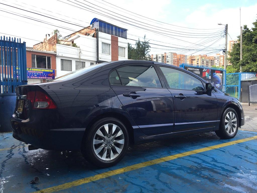 2011 Honda Civic EX Sedan Automatic
