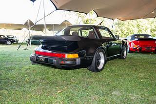 Porsche 930 Turbo Targa - 1989