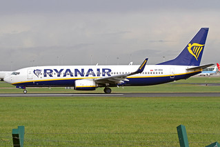 Ryanair Sun Boeing 737-8AS SP-RSX DUB 18-10-19