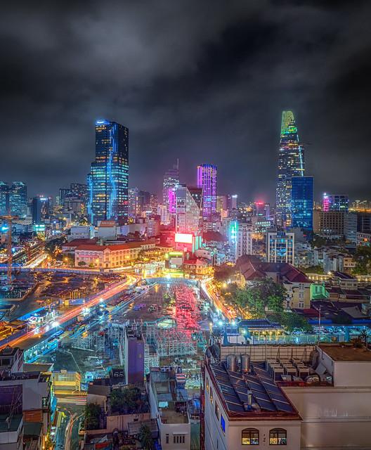Night of Saigon