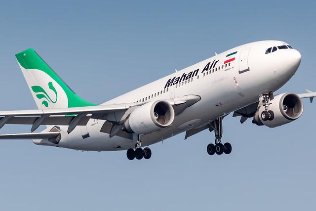 EP-MNV Mahan Air Airbus A310-304(ET)