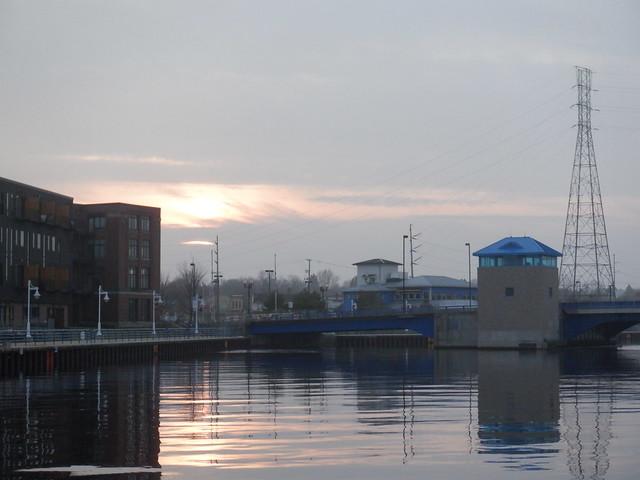 Sunset & Fog 2