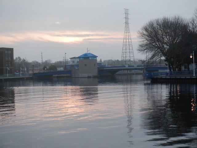 Sunset & Fog 1