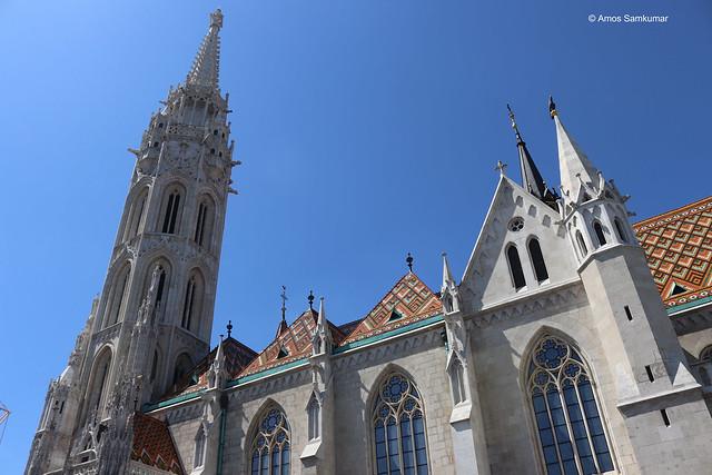 Mathias Church Budapest !