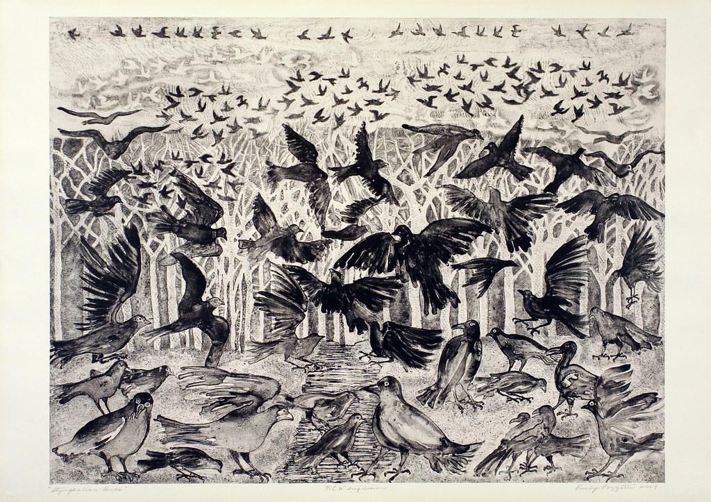 Stymphalian Birds