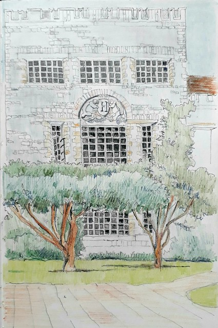 Hartland House, St Anne's College,  University of Oxford