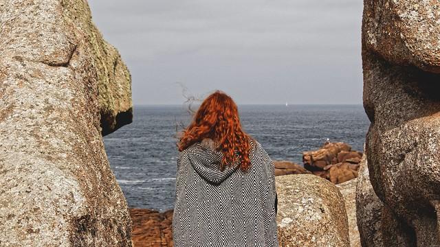 L'horizon souligne l'infini