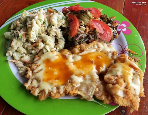 Buffalo Chicken Plate