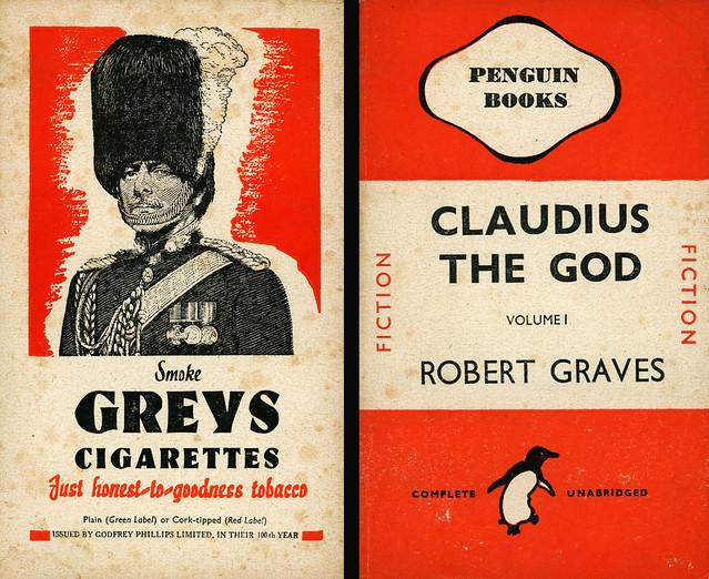 Penguin Books 421 - Robert Graves - Claudius the God