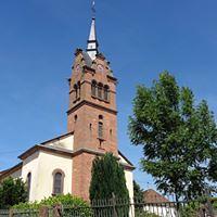 eglise catholique brumath