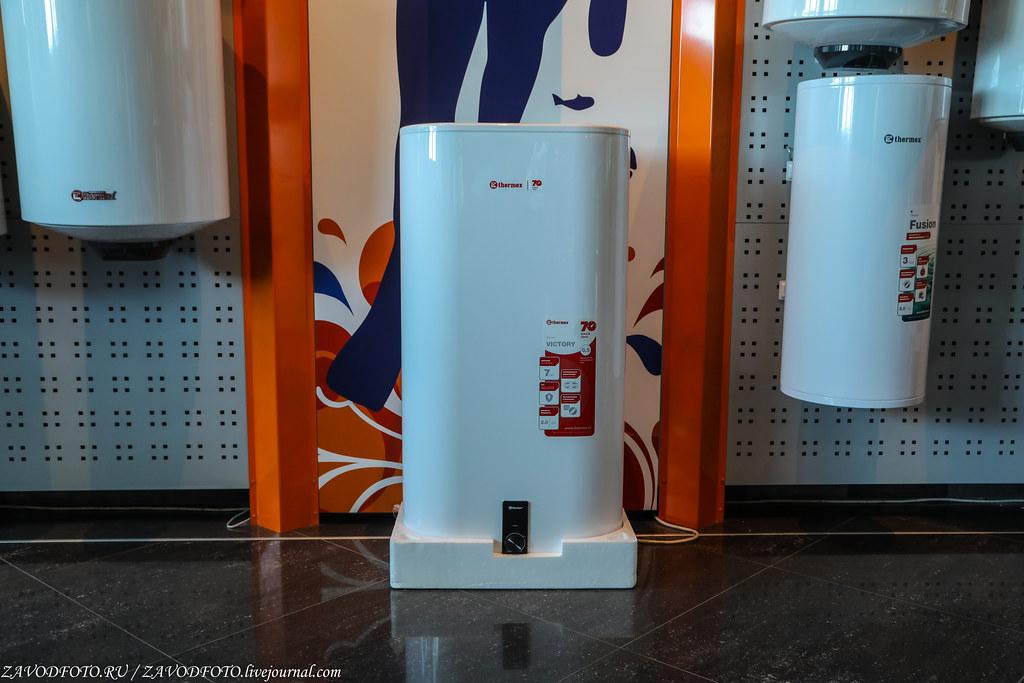 Где делают водонагреватели Thermex 999A9795
