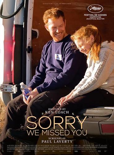 Üzgünüz, Size Ulaşamadık - Sorry We Missed You