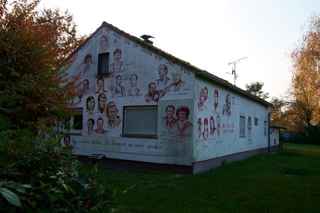 Haus von Hans Freistadt
