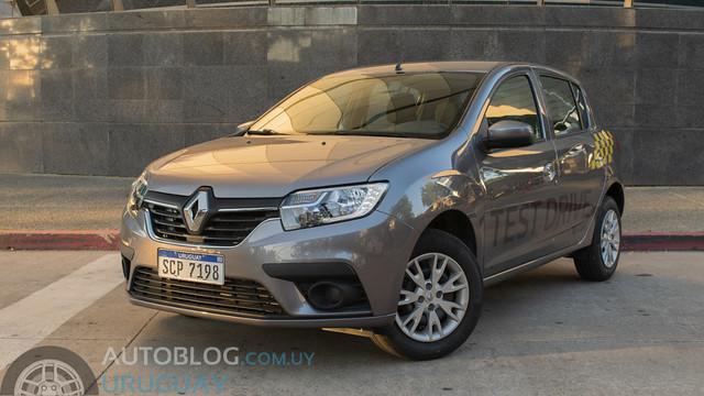 Contacto Renault Sandero Zen 1.0