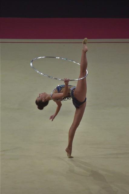 21/11.- Ekaterina Selezneva puro equilibrio II