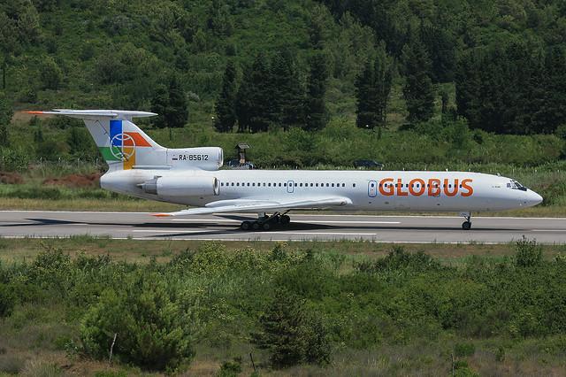 RA-85612, Tupolev Tu-145M Globus @ Tivat TIV LYTV
