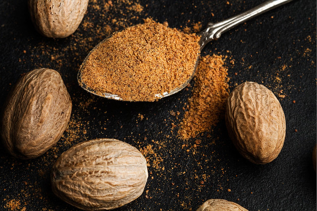 Spice It Up: Nutmeg