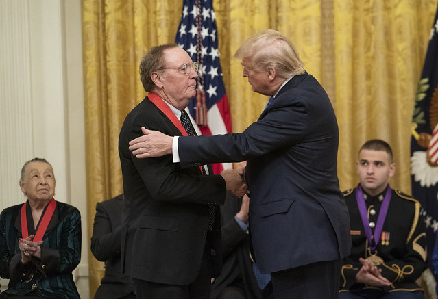 National Medal of Arts and National Humanities Medal Presentations