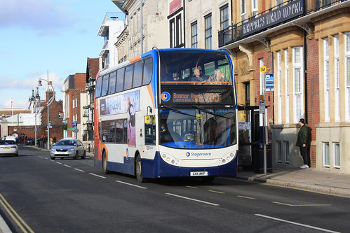 Stagecoach South 19887 GX11AKP