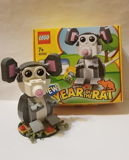 Year of the Rat set revealed
