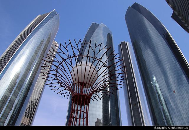 Etihad Towers, Abu Dhabi, UAE