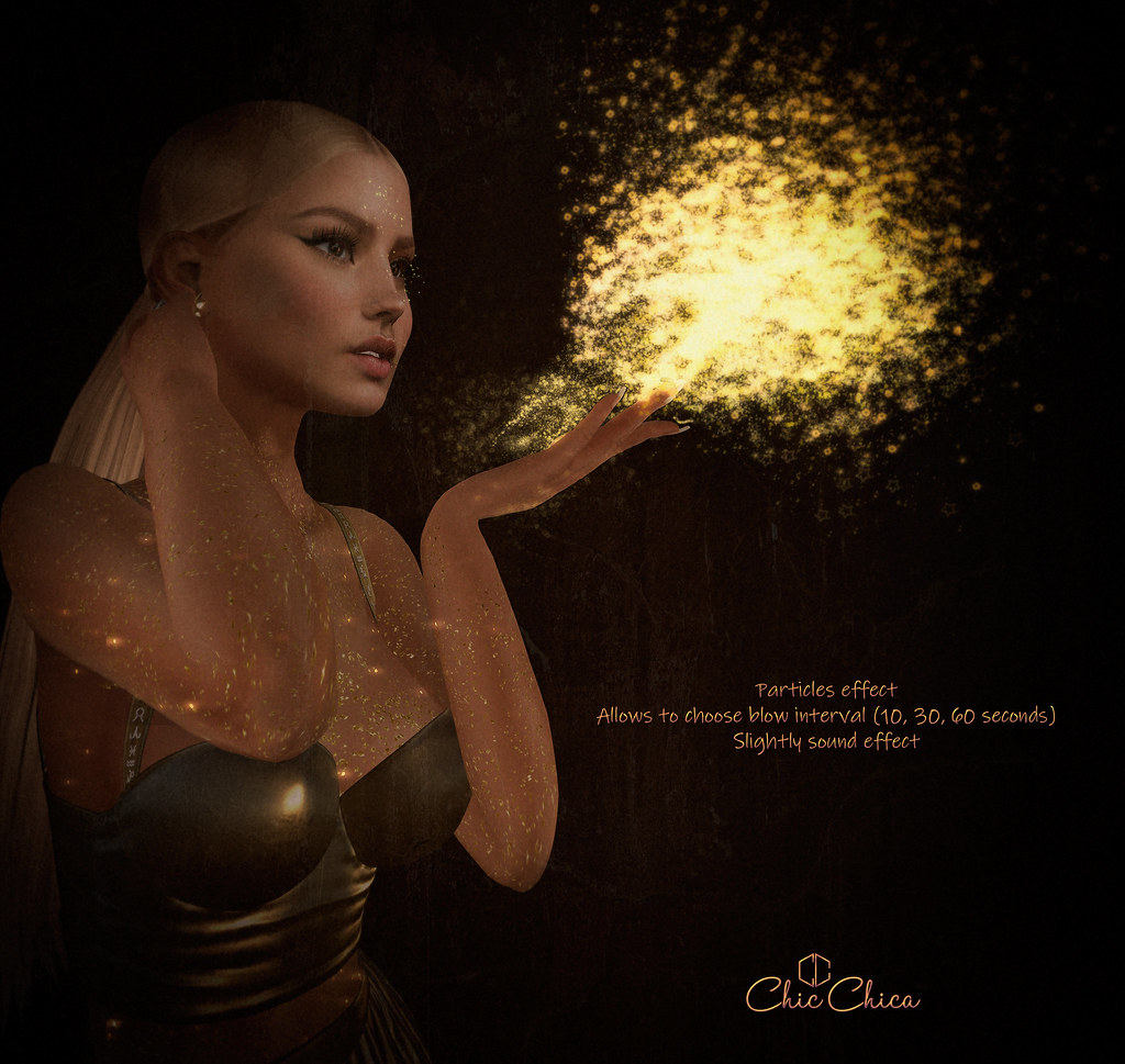 Stardust by ChicChica @ Tannenbaum soon