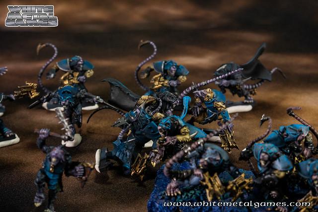 Kings of War style Skaven 0509-14