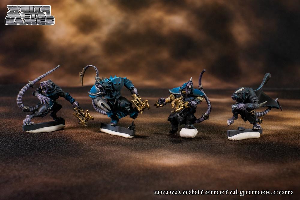 Kings of War style Skaven 0509-03