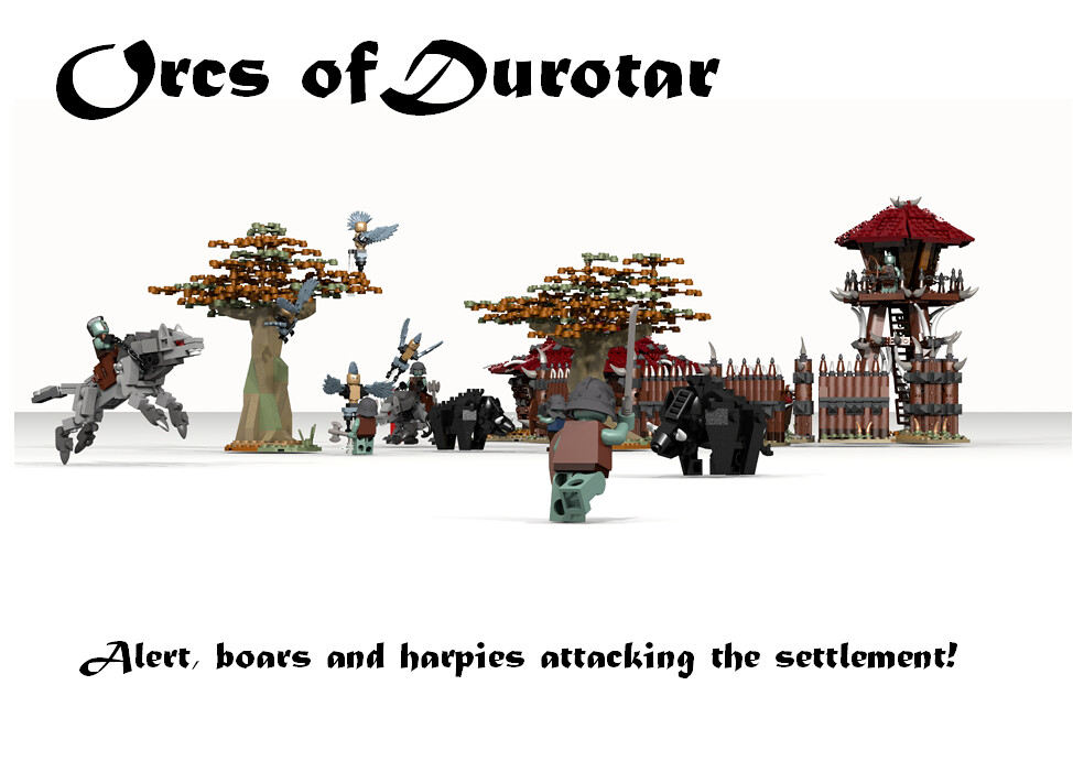 P Durotar battle