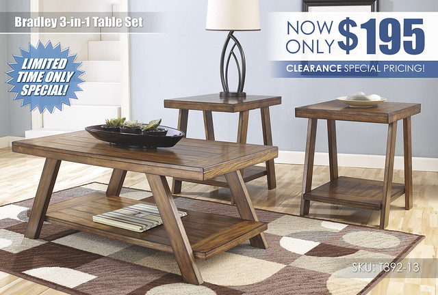 Bradley Table Set_T392-13-SD_Clearance