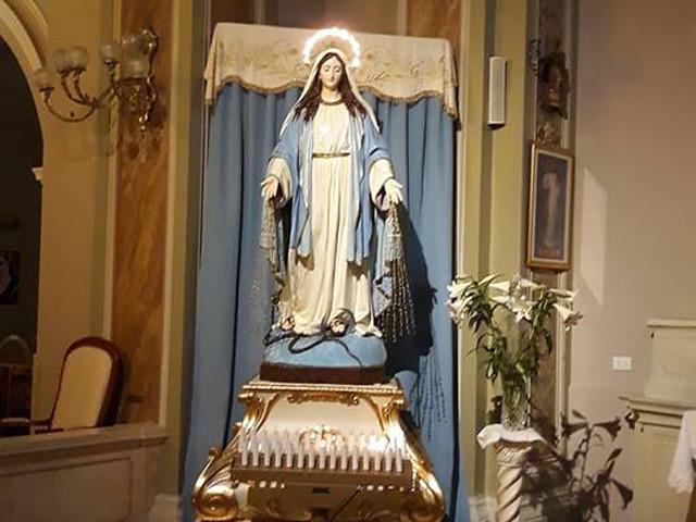 festa BV Madonna Medaglia miracolosa