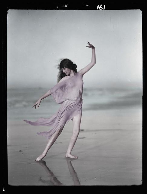 Unidentified dancer