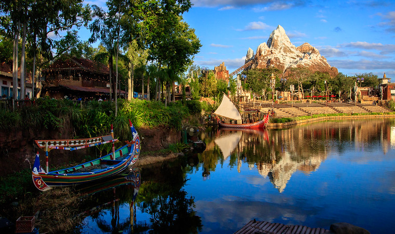 Reflections of Everest
