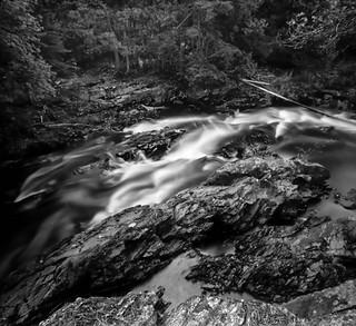 Silver River-Upper Falls, Baraga County, MI