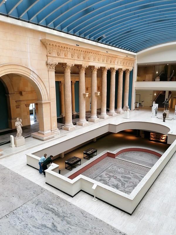 Visita al Museo del Cincuentenario #Bruselas