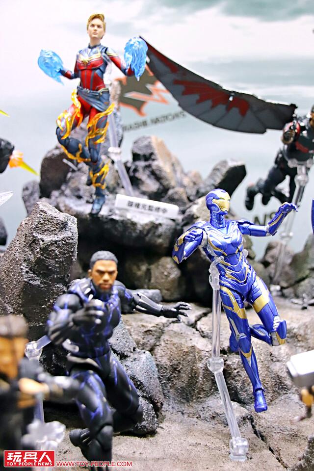 Tokyo Comic Con 2019 現場報導:BANDAI