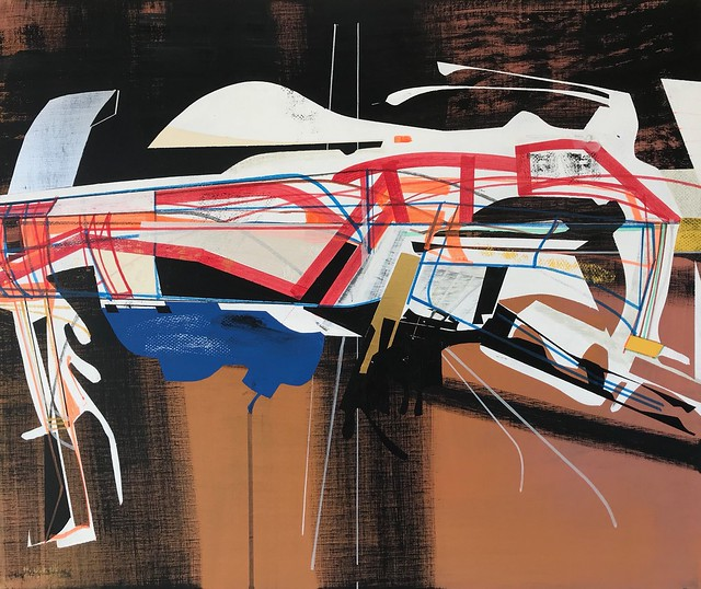 Jim Harris: Orbital III.