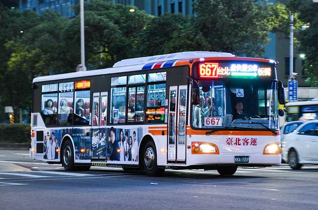 臺北客運 Hino HS8JRVL-UTF