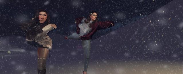 Skating soulmate