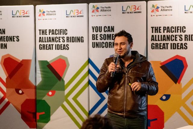 Lab4 de la Alianza del Pacífico. 2019