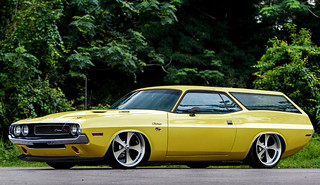 "70'Dodge Challenger 440 RT Wagon ""concept"""